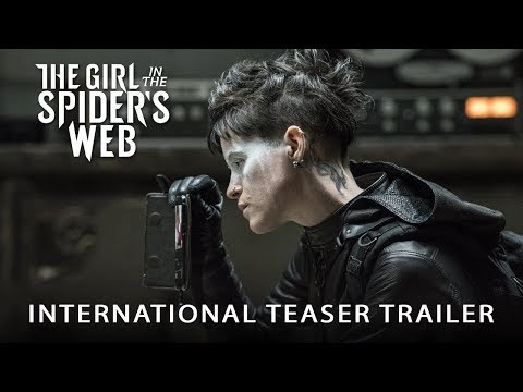 THE GIRL IN THE SPIDER'S WEB – International
