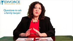 15 Questions to Ask Before Hiring a Divorce Lawyer