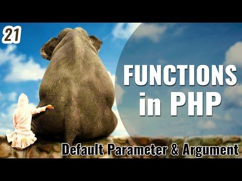 Learn PHP Functions in Hindi | Learn PHP in Hindi/Urdu