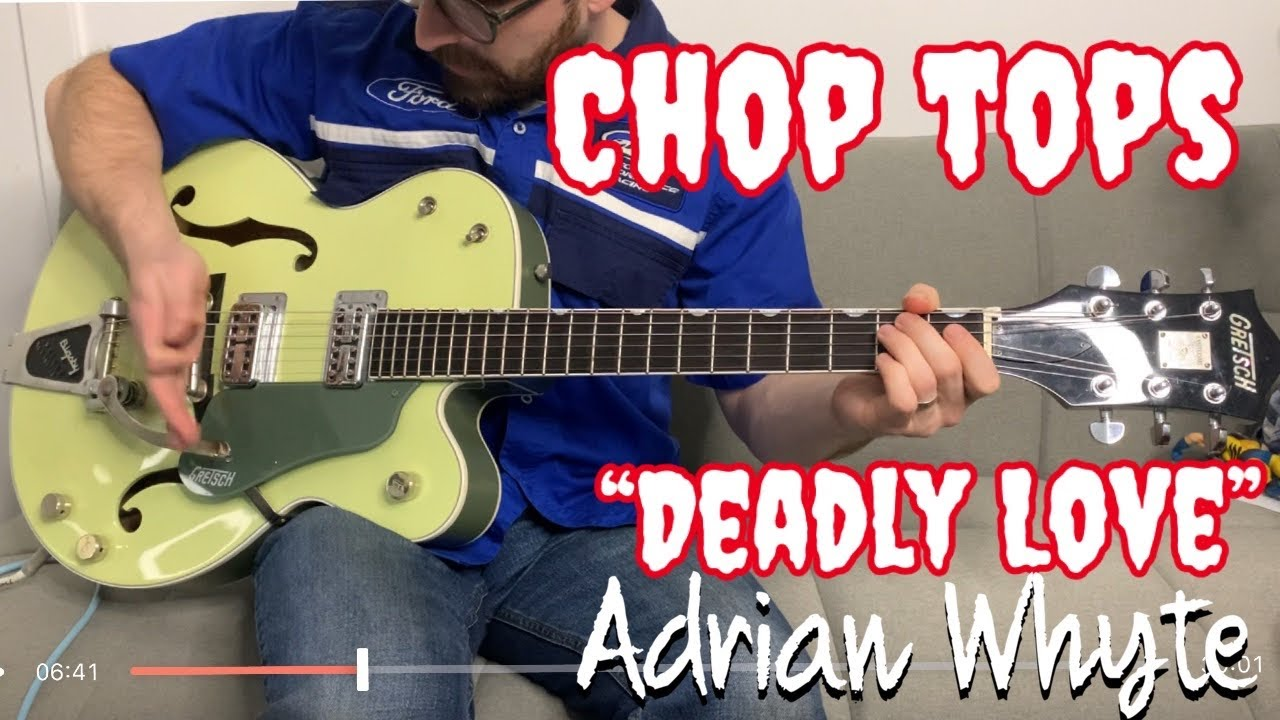 Download Psychobilly Guitar Tutorial - Deadly Love - The Chop Tops