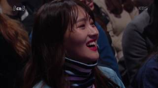 """개그 콘서트 - '비트는 동화', """"나는 놀부! 부대찌개 좋아하고 보쌈도 좋아하고~!"""". 20170115"""