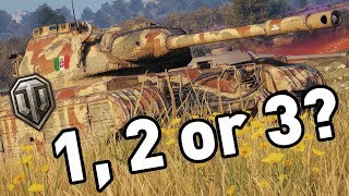 World of Tanks || 1, 2 or 3?