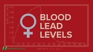 Zvýšení hladiny olova v krvi během těhotenství a v menopauze