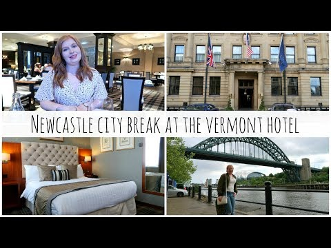 Newcastle city break at The Vermont Hotel | Aimee Lodge