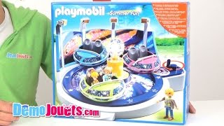[JOUET] Playmobil 5554 manège lumineux Summer Fun - Démo Jouets