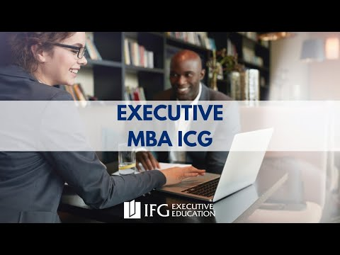 Webinaire d'informations Global Executive MBA - 8 mars 2018