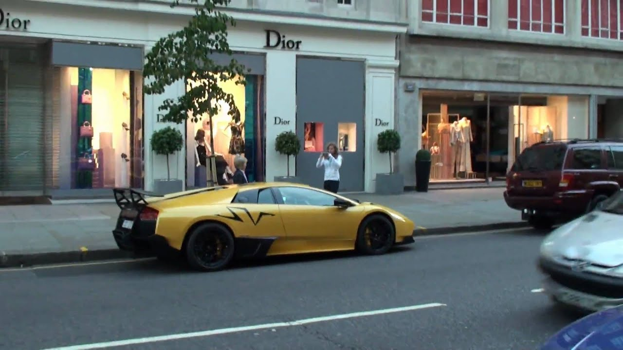 The Best Supercar Combo Spotted On The Street Ever Cinque