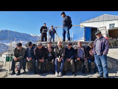 Hanging With The Elders Of Dagestan