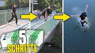 5 SCHRITTE VORWÄRTS 😰 **Challenge um 1000€**