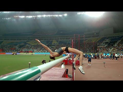 Россиянку Марию Ласицкене исключили из числа участниц турнира по легкой атлетике в Глазго.