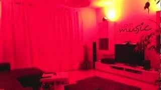 Philips Living Color 3 Lamps 2 Gen. Demo Test German