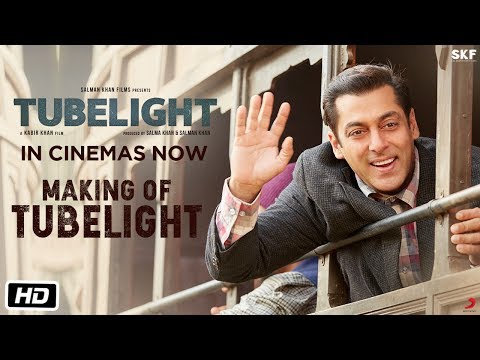 Tubelight | Making Of Tubelight | Salman Khan | In Cinemas Now