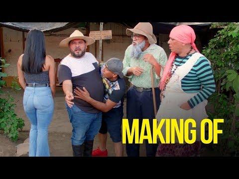 Making Of:  La María Vuelve A Casa -  Agapito Díaz