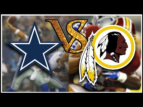 🏈🏈 Watch Dallas Cowboys Vs Washington Redskins LIVE STREAMING 🏈🏈