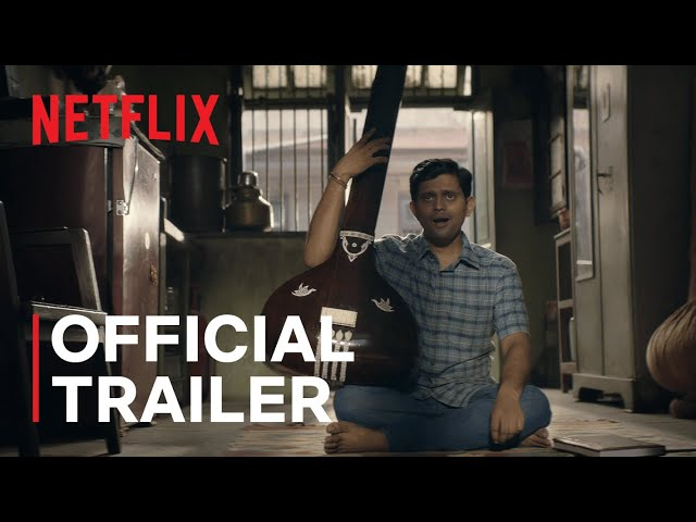 The Disciple | Official Trailer | Chaitanya Tamhane, Vivek Gomber | Marathi Film | Netflix