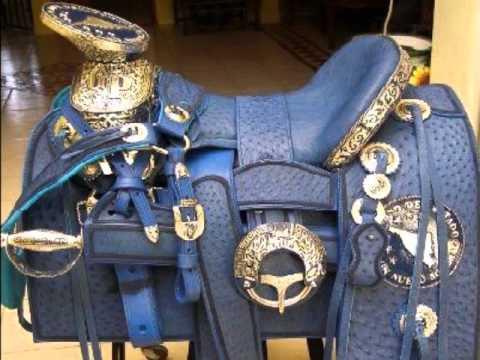 Monturas texanas sillas de montar saddlery doovi for Monturas para caballos