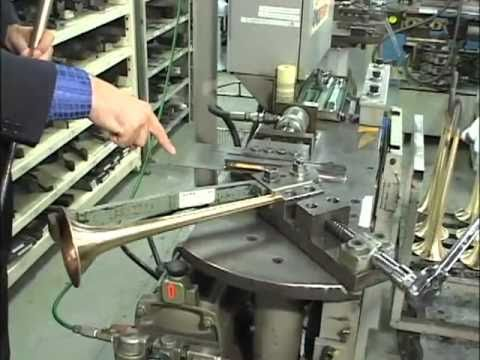 Making Trumpets / Factory Tour