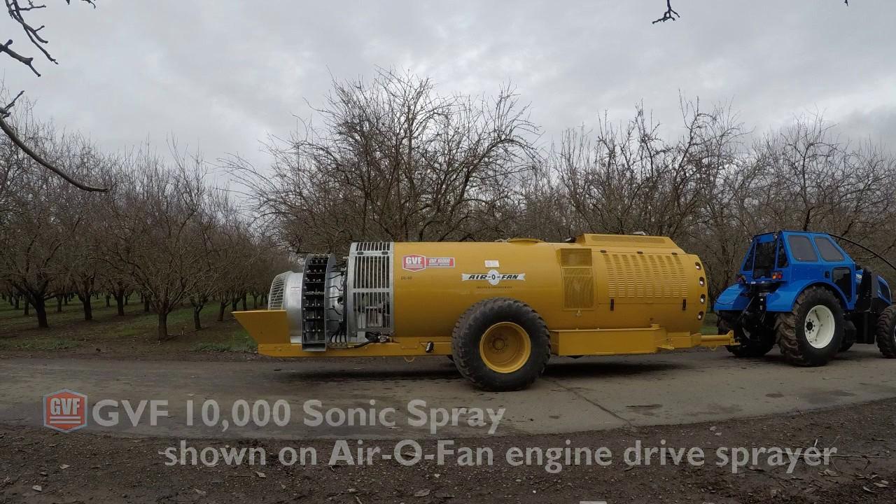 Download GVF Sonic Spray on Air O Fan Sprayer