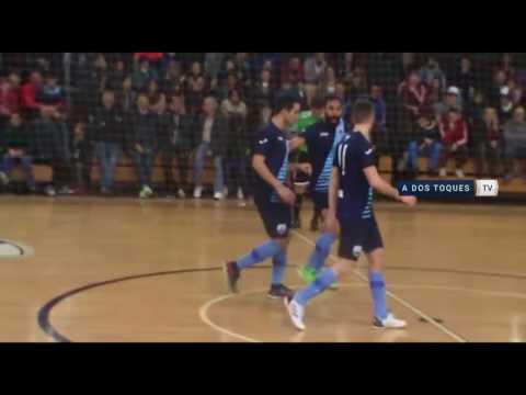 #FutsalAFA #Fecha22 - Goles de Hebraica vs River