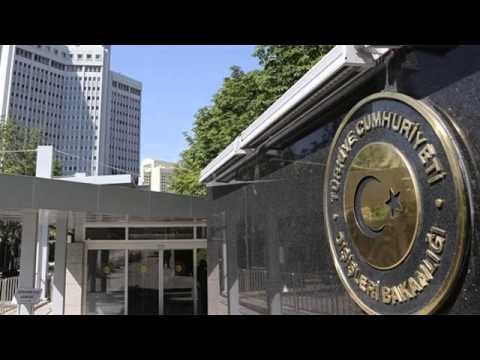 Almanya'daki Türkiye Başkonsolosluğu'na saldırı