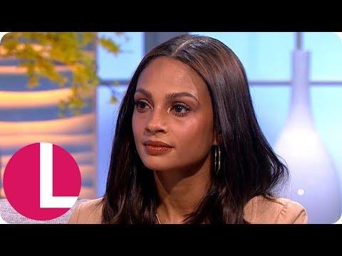 Alesha Dixon Wants to End 'Period Poverty' | Lorraine