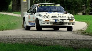 AUSTRIAN  RALLYE  LEGENDS  2017  /  SHOW & MAX. ATTACK     (  HD  )