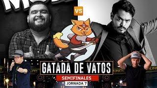 Gatada de Vatos Semifinal.- Hugo