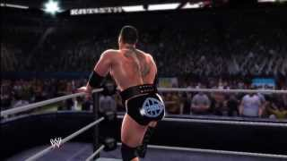 WWE 2K14: Wrestlemania 23; Batista Vs. Undertaker (World Heavyweight Championship)
