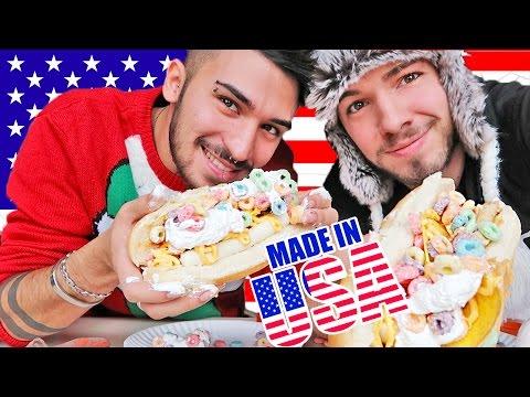 MADE IN USA CHALLENGE 🇺🇸 | Matt & Bise