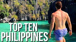 TOP 10 PHILIPPINES - BEST TRAVEL 2020