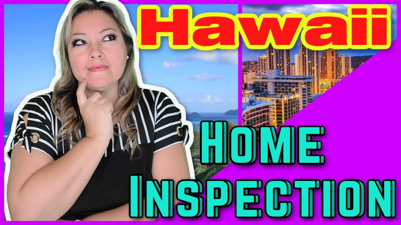 Home Buying Process in Oahu| Home Inspection