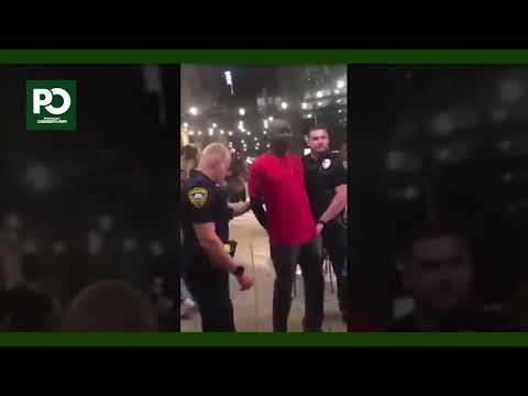 FBI agent arrested by police based on racial color I Pakistan Observer