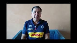 Europei Maschili 2021: Ferdinando De Giorgi alla vigilia degli ottavi di finale contro la Lettonia