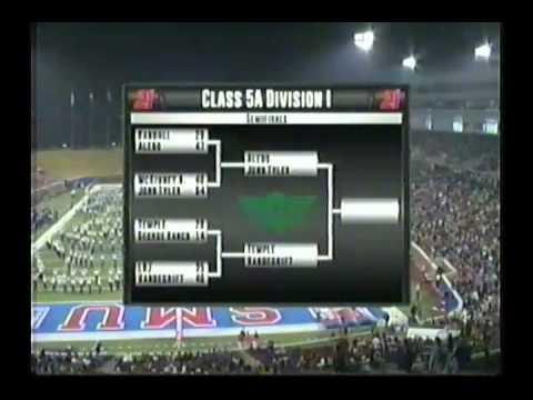 Allen vs Skyline 2014 Texas 6A Division I Semifinal
