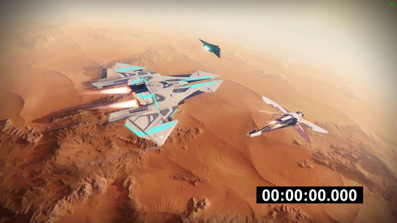 2:46 Strange Terrain Speedrun Record