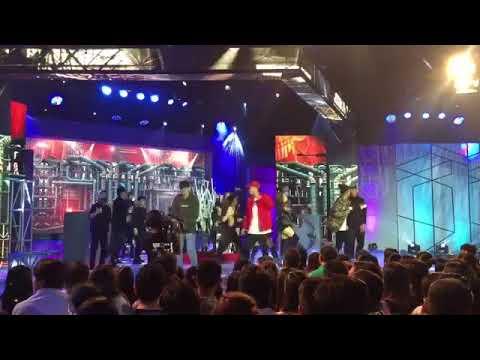 Ex Battalion & Ai-Ai Delas Alas - Walang Pinipili Live performance!