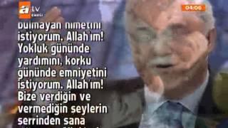 Nihat Hatipoğlu SAHUR DUASI 02/8/2012