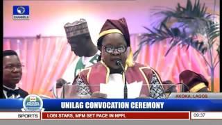 Unilag Convocation Ceremony Pt 1