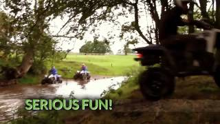 Quad Bike Safari Experience in Warwickshire - Red Letter Days
