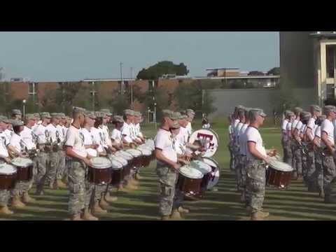 Fightin' Texas Aggie Band Drum Cadence 2015