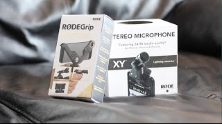 RODE IXY Stereo iPhone Microphone - The ultimate mic in your pocket