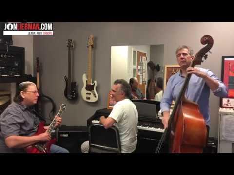 Jon Finn, Danny Morris & Jon Liebman Jam