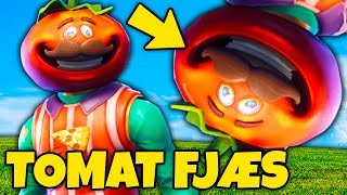 English Fortnite-TOMATO SKIN = WIN?
