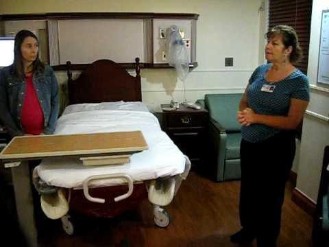 Maternity Rooms At South Miami Hospital