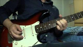 Yu Yu Hakusho - Hohoemi no bakudan - guitar lead