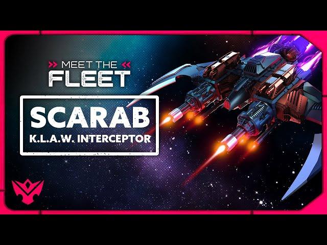 Scarab K.L.A.W. Interceptor