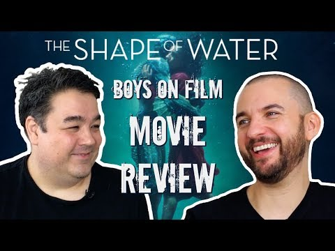 Boys On Film Movie Review: Guillermo del Toro's The Shape Of Water