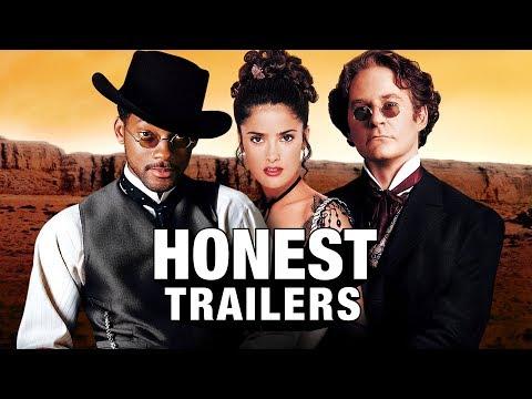 Honest Trailers | Wild Wild West