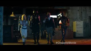 CHAPPIE Movie – Die Antwoord Featurette (in theaters around the world starting March 4)