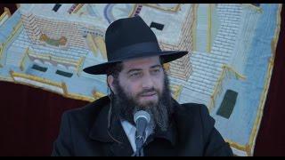 הרב רונן שאולוב - רוברטו היהודי - מצמרר ומרגש עד דמעות - לא לזלזל בשום יהודי אפילו הפשוט ביותר !!!!